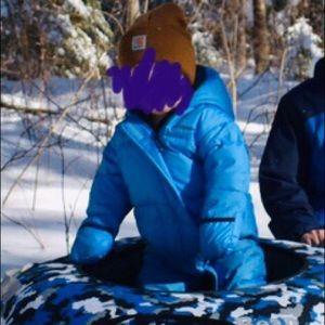 Columbia 18-24 month snowsuit